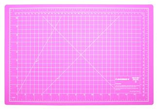 Base para Corte Dupla Face - A2 - 45x60cm - Rosa - Lanmax