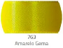 763 - amarelo gema