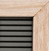 cinza com madeira natural