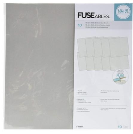 Embalagem Plástica Fuse 30x30 We R