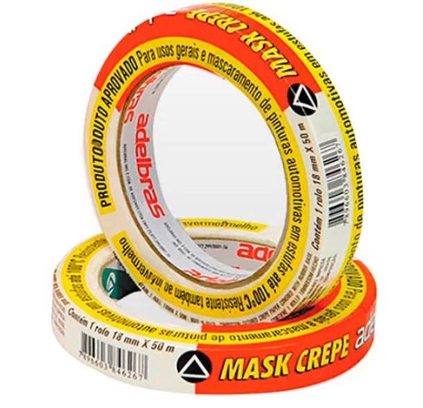 FITA CREPE 710 MASK CREPE 18MMX50M 61500000 - ALDEBRAS