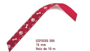Fita Estampada Progresso Cetim 15mm - ECF003S 065 10mts