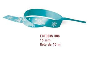 Fita Estampada Progresso Cetim 15mm - ECF003S 086 10mts