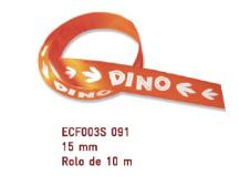 Fita Estampada Progresso Cetim 15mm - ECF003S 091 10mts