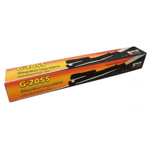 GRAMPEADOR METAL G-2055 BASE LONGA 26/9 /25F - GRAMPLINE