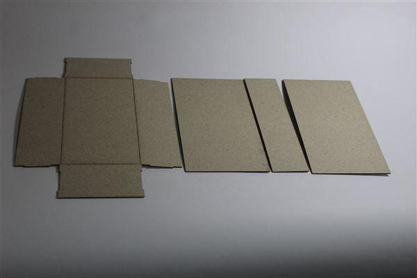 Kit Cartonagem - Caixa Maleta - 5 unidades