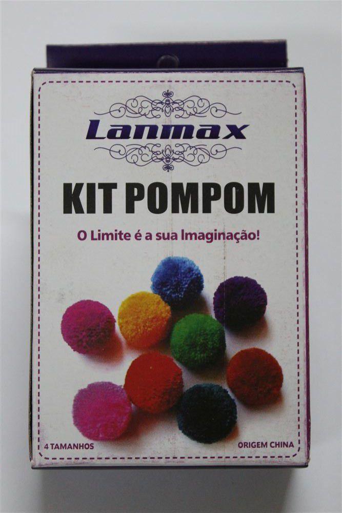 Kit Pompom - Lanmax