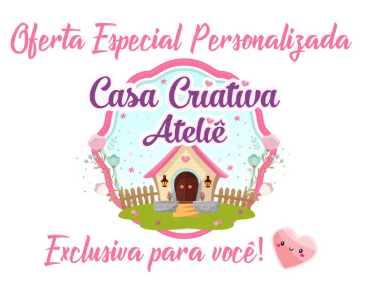 Oferta Especial para Karine - válido até 15/05/2019