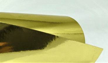 Papel Lamicote Ouro 255g A4 com 10 folhas