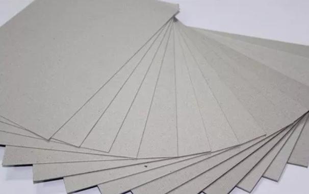 Papelão Cinza Tipo Holler A4 Cartonagem - 10 folhas