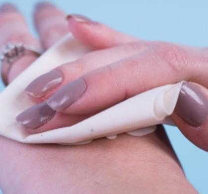 Papel para Impressão de Tatuagem Temporária Cor Branca - 21,59cm x 28cm - 02 folhas