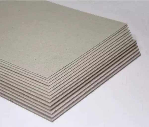 Papelão Cinza Tipo Holler - Planner II - 19 x 27 cm - 10 folhas