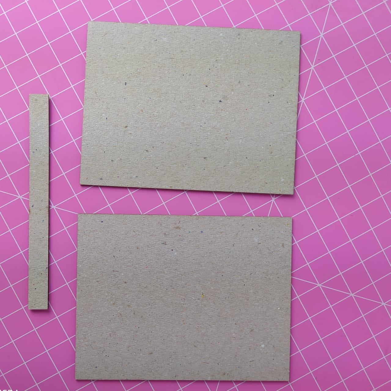 Papelão Cinza Tipo Holler - Post it - 8,5 x 11,0 cm - 12 conjuntos