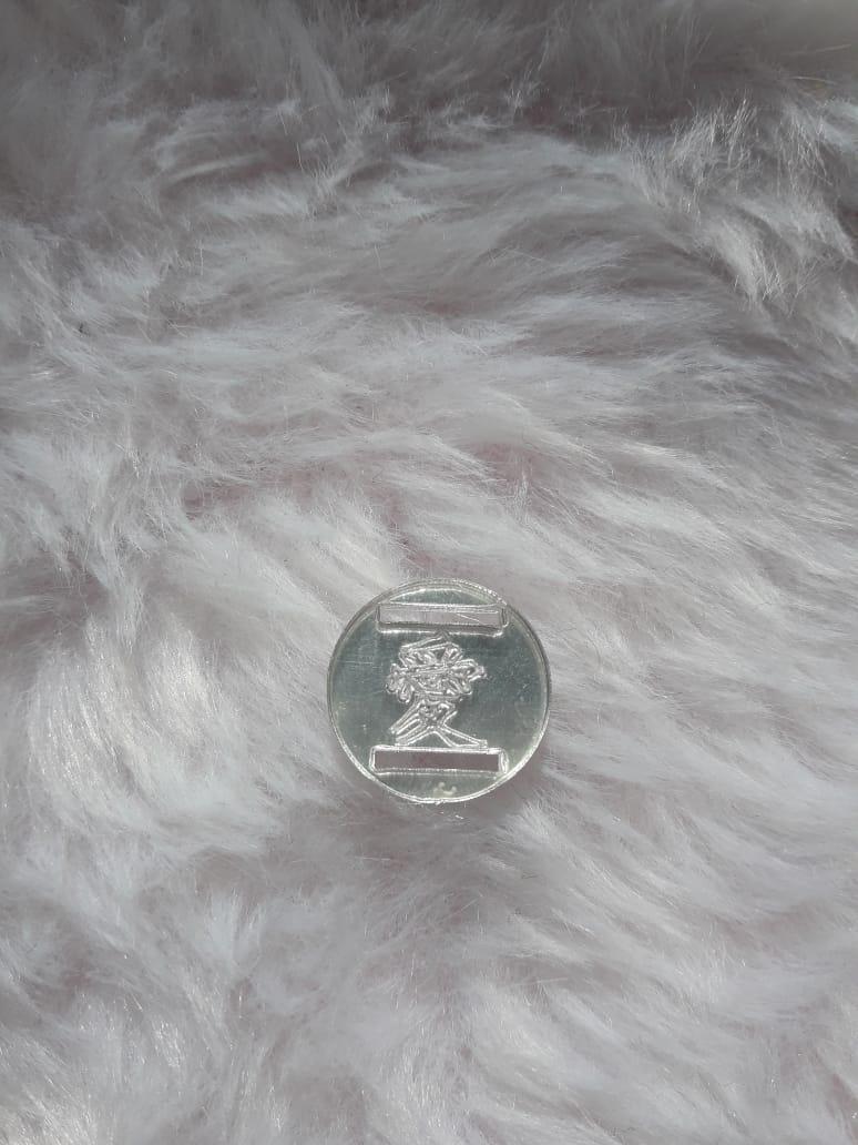 Passante para Elástico - Redondo - 1,5cm - Amor Contorno(10 unidades) - Outlet