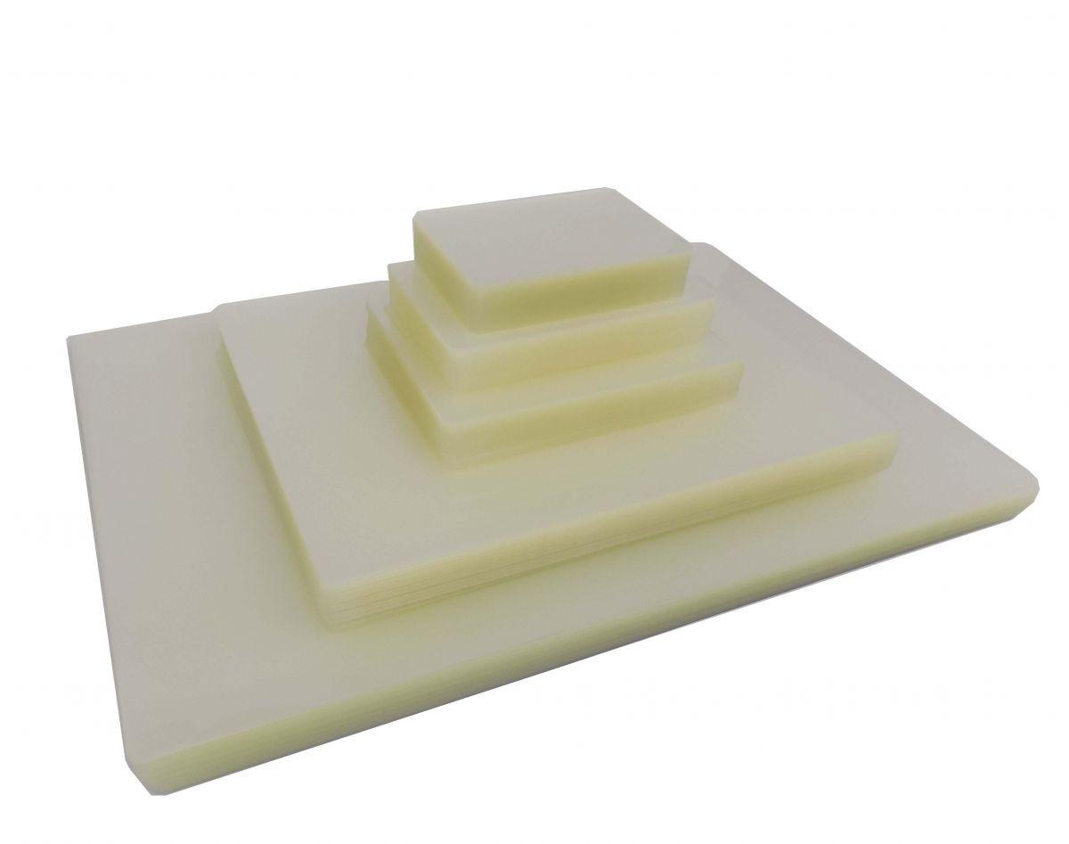 Plástico polaseal 0.07 1/2 Of.170x226 - 50 unidades
