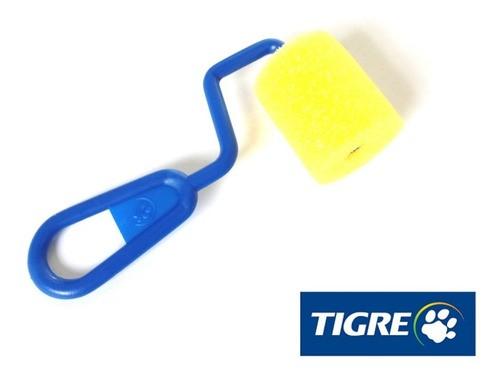 Rolo de Espuma Cinza - Poliéster - 1340 - 4cm - Tigre