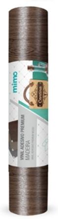 Vinil Adesivo Premium Madeira MIMO para Silhouette Cameo - 30cm x 5m