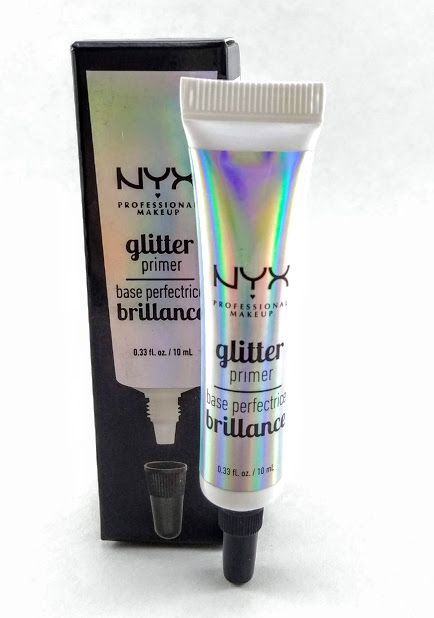Cola de Glitter NYX