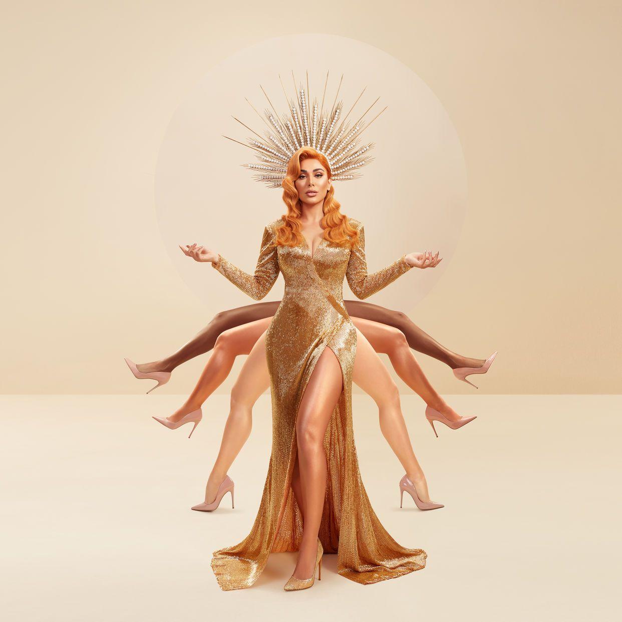 Iluminador Aphrodite | Huda Beauty