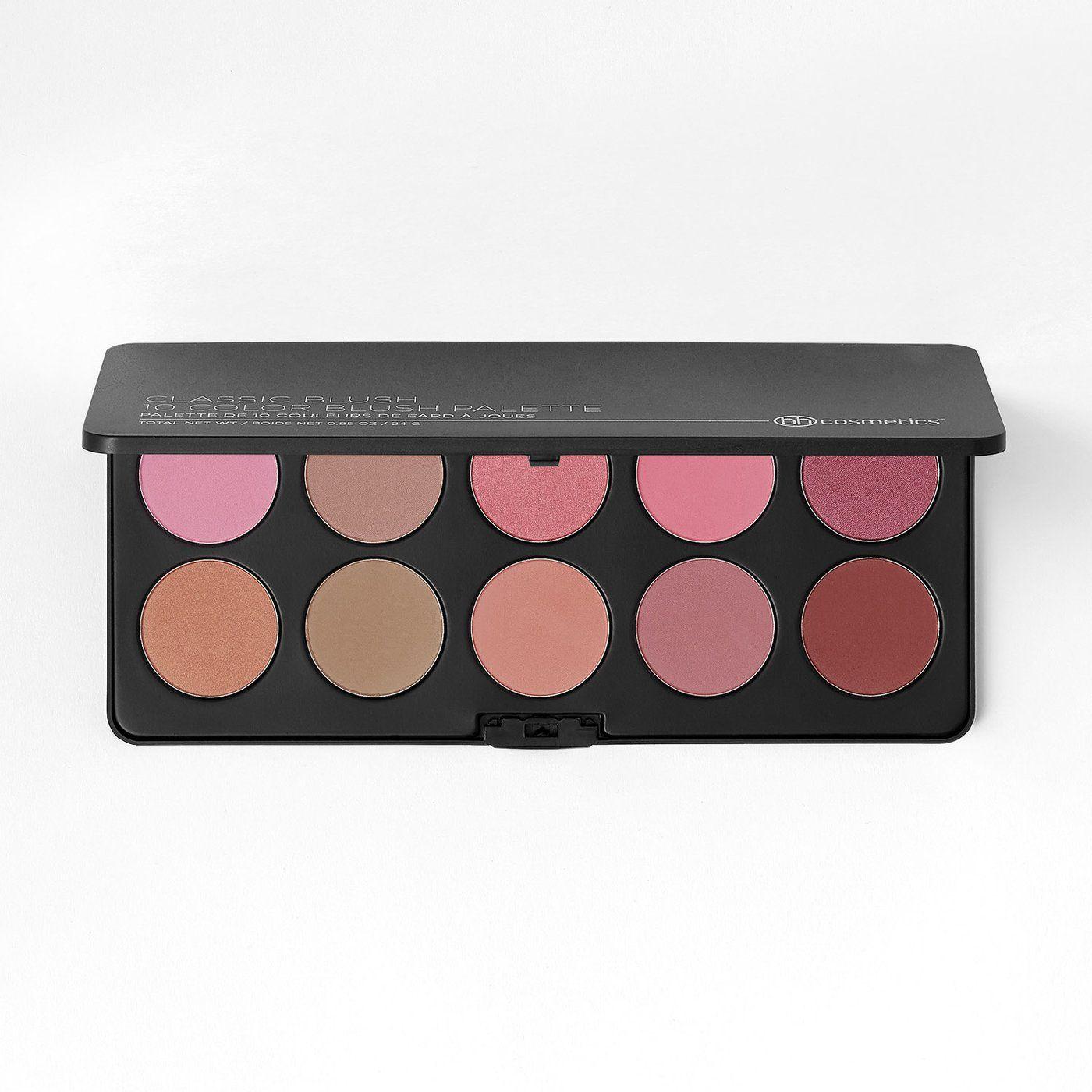 Paleta de Blush Clássico | BH Cosmetics