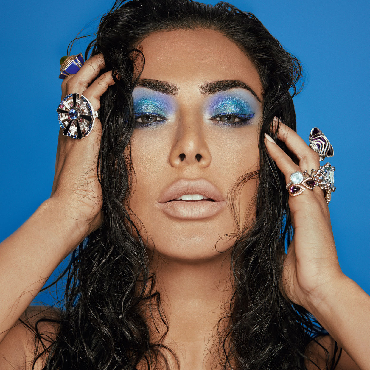 Paleta de Sombra Sapphire | Huda Beauty