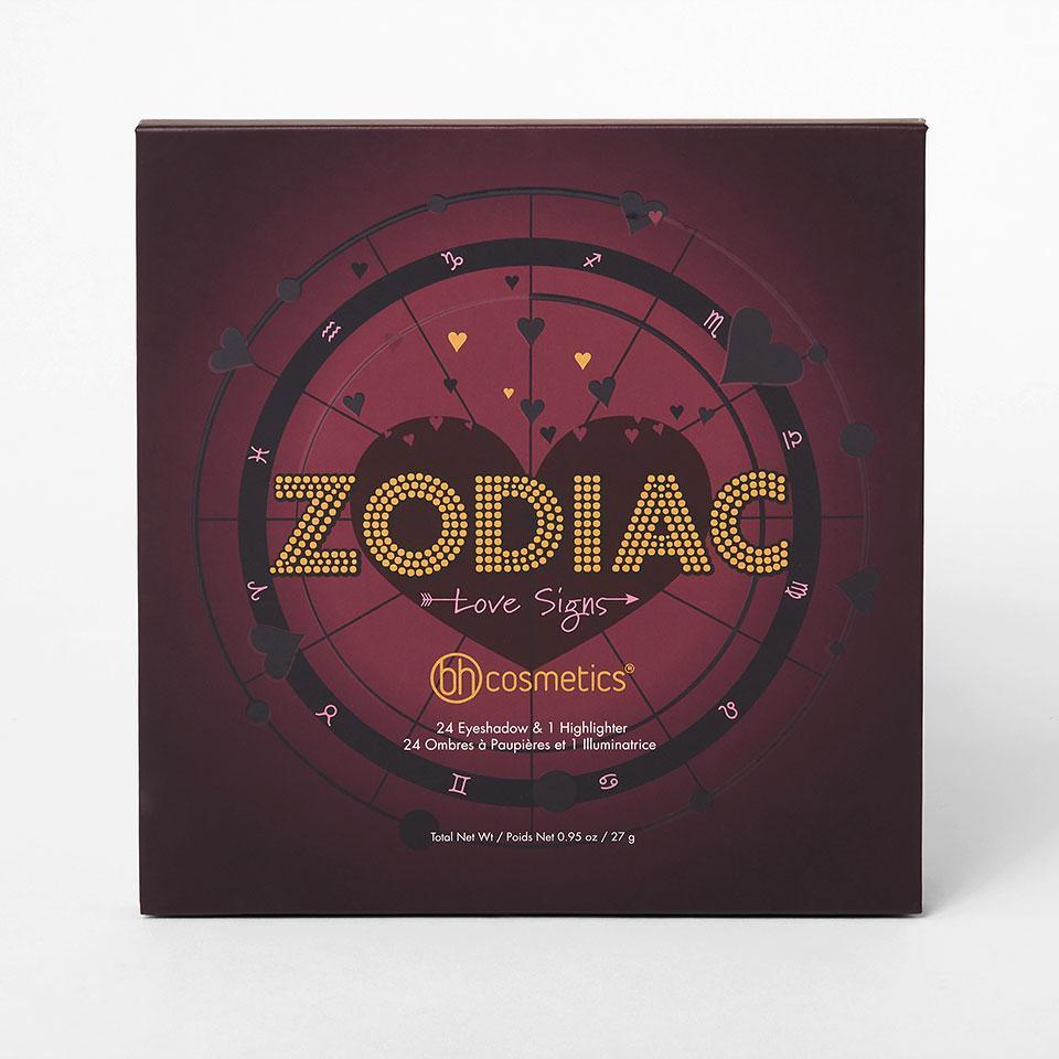 Paleta de Sombra Zodiac Love Signs | BH Cosmetics