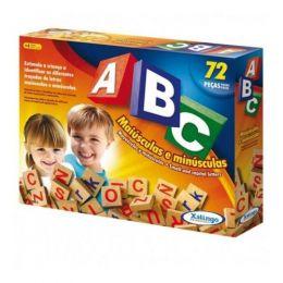 ABC com 72 pcs