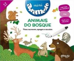 Abremente Mini: Animais do Bosque