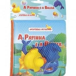 Aventuras no Banho: Patinha e a Baleia