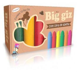 Big Giz de Cera com 12 Cores