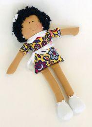 Boneca de Pano Lulu