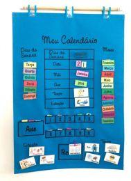 Calendário em Português