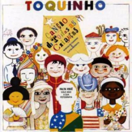 CD Canção de Todas as Crianças
