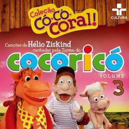 CD Coleção Cococoral Vol.3
