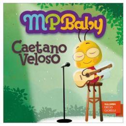 CD MPBaby  Caetano Veloso
