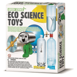 Ciência Verde - Eco Science Toys