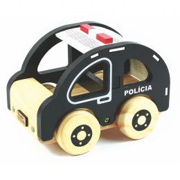Carrinho de Polícia