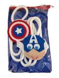 Corda Capitão América