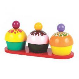Cupcakes desmontáveis