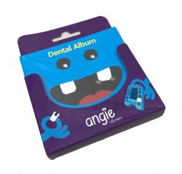 Dental Album Premium Azul