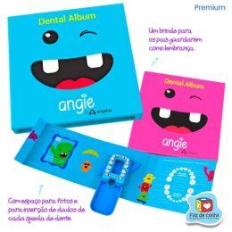 Dental Album Premium Rosa