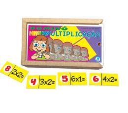 Dominó Multiplicação