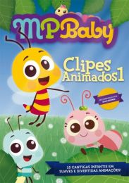 DVD MPBaby Clipes Animados Vol.1