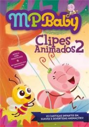 DVD MPBaby Clipes Animados Vol.2