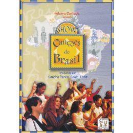 DVD Palavra Cantada Cancoes do Brasil