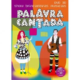 DVD Palavra Cantada Show Brincadeiras Musicais