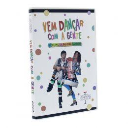 DVD Palavra Cantada Vem Dancar com a Gente Clipes