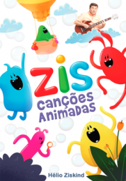 DVD Zis Cancoes Animadas