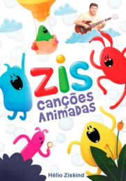DVD Zis Canções Animadas