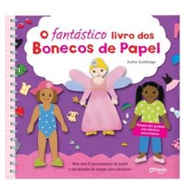 Fantástico Livro dos Bonecos de Papel